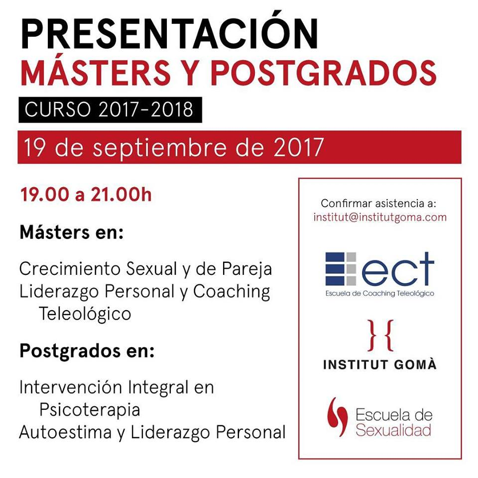 presentacion master