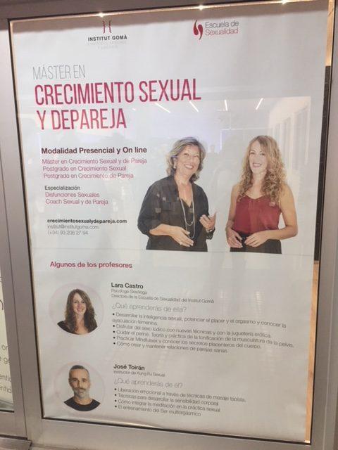 master en sexologia