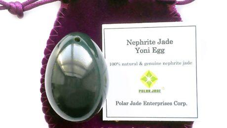 huevo de jade nefrita polarjade