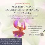 master en sexologia y terapia de pareja